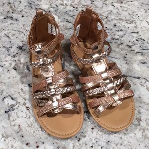 Toddler girls sandals